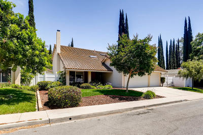 Westlake Village Single Family Home For Sale: 2048 Broomfirth Court