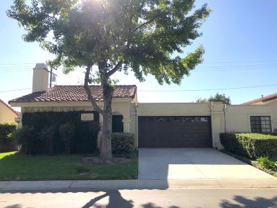 Camarillo Single Family Home For Sale: 2159 Avenida San Antero