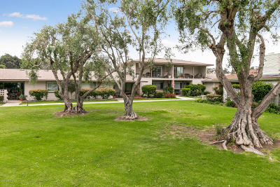 Port Hueneme Condo/Townhouse Active Under Contract: 120 W Bowling Green