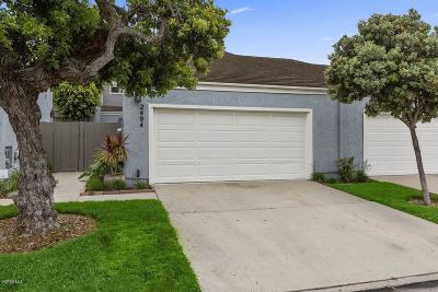 Port Hueneme Condo/Townhouse Active Under Contract: 2494 Macdonald Lane