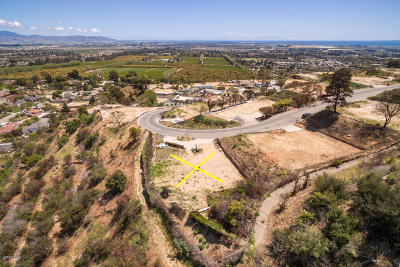 Ventura County Residential Lots & Land For Sale: 708 Skyview Terrace
