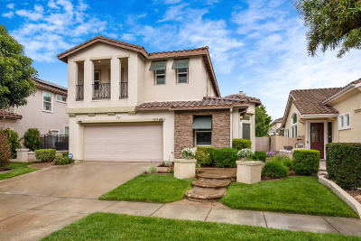 Camarillo Single Family Home For Sale: 1828 Padre Lane