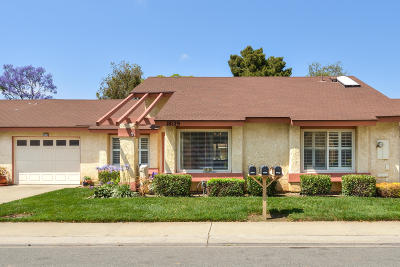 Camarillo Single Family Home For Sale: 18129 Village 18