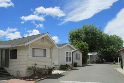 Ventura County Mobile Home Active Under Contract: 11195 Ventura Avenue #7