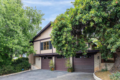 Ojai Single Family Home For Sale: 974 El Centro Street