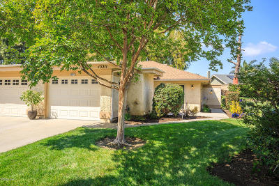 Camarillo Single Family Home Active Under Contract: 15211 Village 15