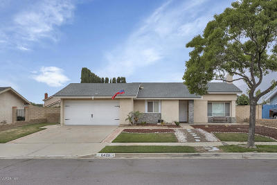Simi Valley Single Family Home For Sale: 6429 Hope Street