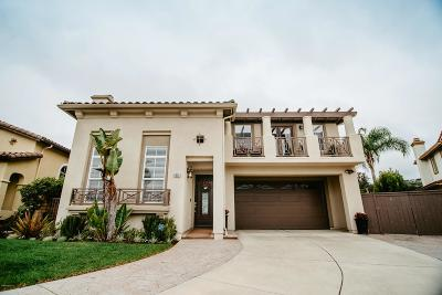 Camarillo Single Family Home Active Under Contract: 611 Corte Estrella