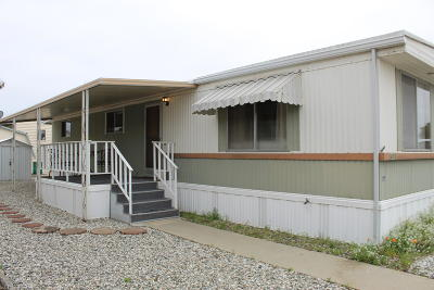 Oxnard Mobile Home For Sale: 400 Lowell Place #104