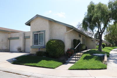 Camarillo Single Family Home For Sale: 22102 Village 22