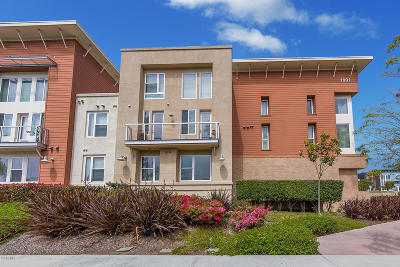 Oxnard Condo/Townhouse For Sale: 1901 Victoria Avenue #209