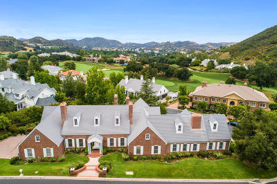 Thousand Oaks Single Family Home For Sale: 956 W Stafford Road