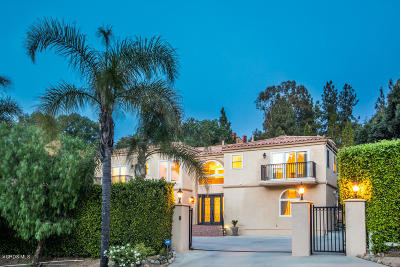 Bell Canyon Single Family Home For Sale: 176 Saddlebow Road