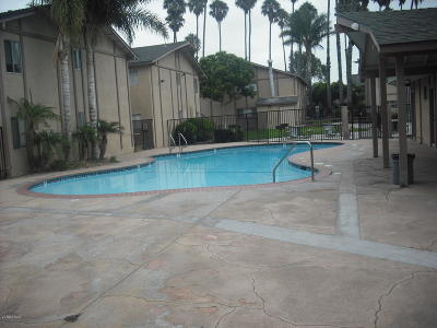 Ventura County Rental For Rent: 1920 H Street #140