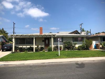Fillmore Single Family Home For Sale: 710 Walker Lane