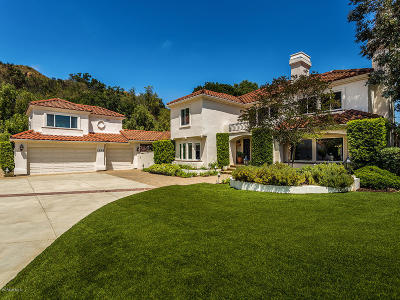 Westlake Village Single Family Home For Sale: 1848 Falling Star Avenue