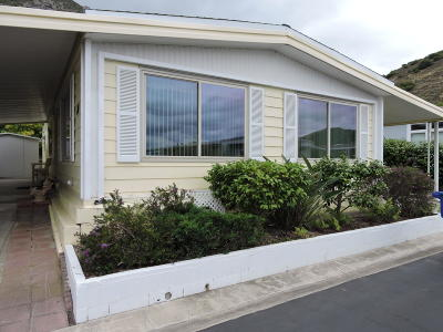 Camarillo Mobile Home For Sale: 26 Gitana Avenue