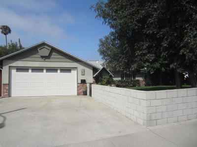 Ventura County Rental For Rent: 473 Day Road
