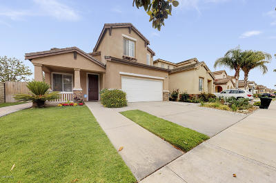 Oxnard Single Family Home For Sale: 1903 Ribera Drive