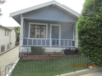 Ventura County Rental For Rent: 83 Kalorama Street