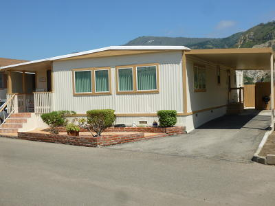 Santa Paula Mobile Home For Sale: 720 W Santa Maria Street #59