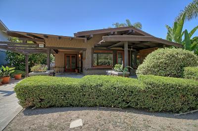 Ventura County Rental For Rent: 103 F Street