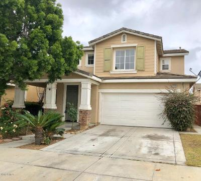 Oxnard Single Family Home Active Under Contract: 749 Fresca Drive