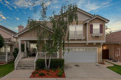 Ventura Single Family Home Active Under Contract: 725 Livingston Avenue