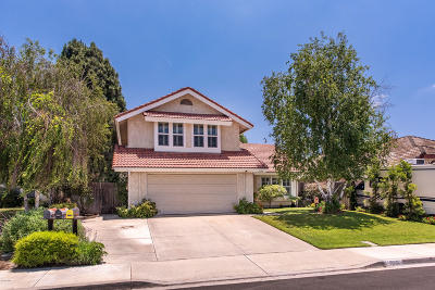Camarillo Single Family Home For Sale: 1646 Summerfield Street