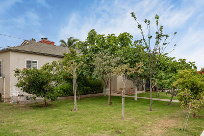Oxnard Single Family Home For Sale: 4901 Refsing Place
