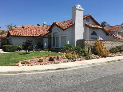 Fillmore Single Family Home Active Under Contract: 416 Mockingbird Lane