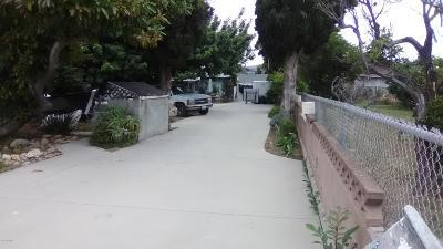 Ventura Single Family Home For Sale: 107 Fraser Lane
