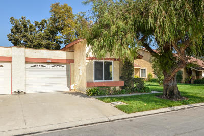 Camarillo Single Family Home For Sale: 18215 Village 18