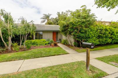 Single Family Home For Sale: 3400 Ketch Avenue