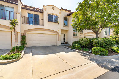 Thousand Oaks Condo/Townhouse For Sale: 1120 Pan Court
