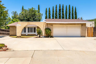 Ventura County Single Family Home For Sale: 2299 Rohner Court
