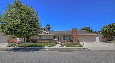 Thousand Oaks Single Family Home Active Under Contract: 85 Marimar Street