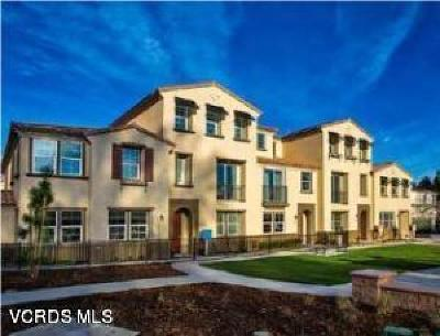 Camarillo Condo/Townhouse For Sale: 5063 Manzano Street