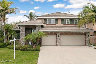 Ventura Single Family Home For Sale: 8229 Calaveras Street