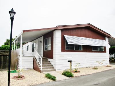 Santa Paula Mobile Home For Sale: 1500 Richmond Road #85