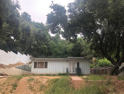 Ventura County Single Family Home For Sale: 1176 Ventura Avenue