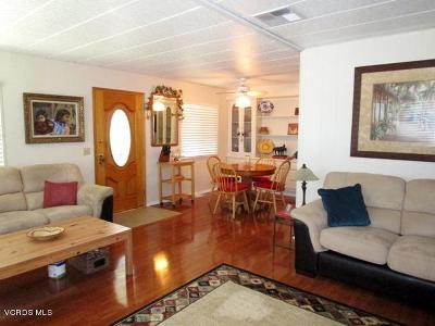 Ventura Mobile Home For Sale: 1215 Anchors Way Drive #160