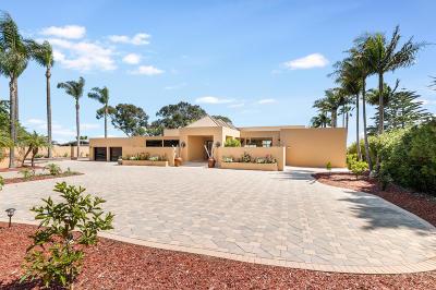 Santa Barbara Single Family Home For Sale: 3102 Sea Cliff