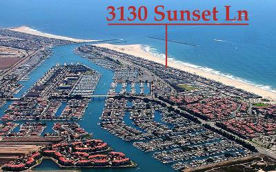 Hollywood Beach - 0302, Harborwalk - 0305, Hollywood Beach Mhp - 30201, Hollywood By The Sea - 0303 Condo/Townhouse For Sale: 3130 Sunset Lane