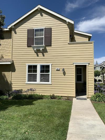 Oxnard Condo/Townhouse Active Under Contract: 347 Forest Park Boulevard