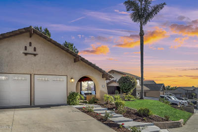 Newbury Park Single Family Home For Sale: 764 Pickford Court