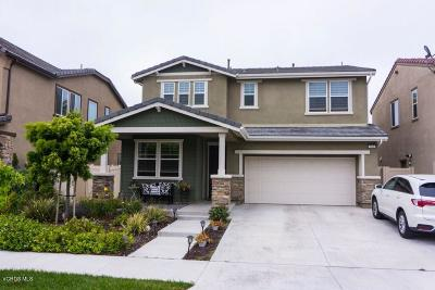 Oxnard Single Family Home Active Under Contract: 543 Platte Way
