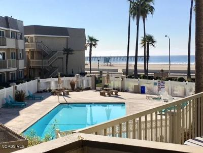 Port Hueneme Condo/Townhouse For Sale: 301 E Surfside Drive