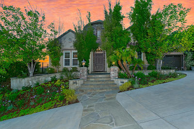 Westlake Village CA Single Family Home For Sale: $2,285,000