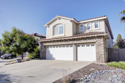 Camarillo Single Family Home For Sale: 4506 El Corazon Court